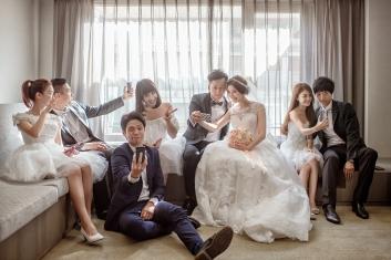 kennywu,themoment,台北婚攝,婚攝kenny,婚攝推薦,平面婚攝,新秘Qwawa,新莊典華,晶華酒店,藤井映畫婚禮錄影